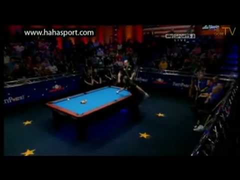 Mosconi Cup 2011 - Day 1 Match 1 - USA vs EUROPE