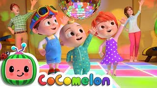 Looby Loo | CoCoMelon Nursery Rhymes & Kids Songs