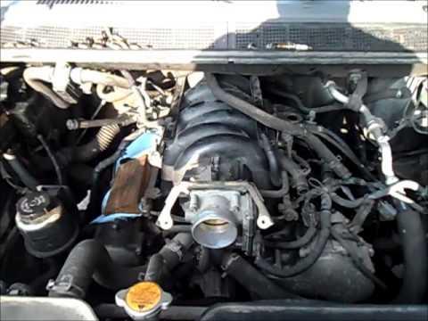diy 0410 titan armada valve cover gasket youtube