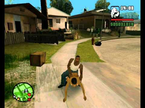 Gta San Andreas Cleo Mod video
