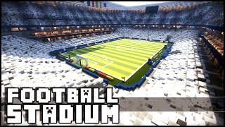 Minecraft - Football Stadium + Download [EURO 2016]