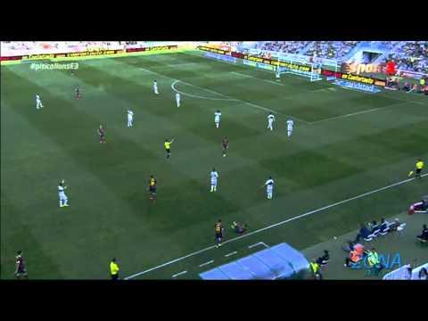 Amplio Resumen Elche vs FC Barcelona [0-0][11-05-2014] Highlights
