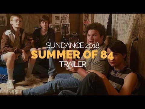 Summer Of '84 - François Simard, Anouk Whissell Film Trailer (2018)