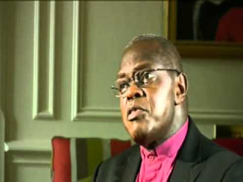 Archbishop of York's interview regarding the Royal Wedding .wmv