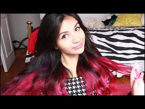 Colores de fantasía ♥ Como cuido mi cabello