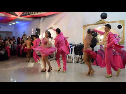 15 Años Daniela Alvarez E - 03 Show de Baile