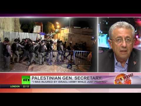 Violent clashes in Jerusalem: Israelis tighten security of al-Aqsa mosque