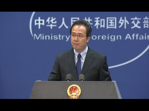 China Urges US to Stop Close in Surveillance