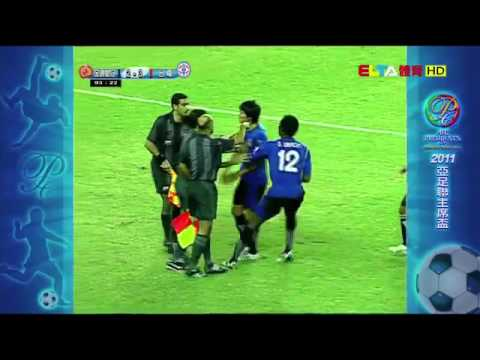 How Phnom Penh Crown_s chance at AFC President_s Cup 2011 was taken away.flv