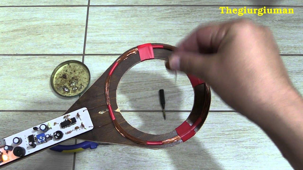 How to Make a Metal Detector