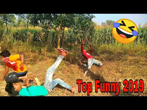 New Comedy funny video 2019 | Best Entertainment Funny Video | Hiphop BDT