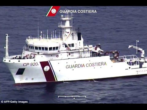 700 People Drown Off The Coast Of Libya