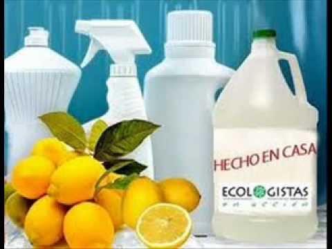 Gu a de productos caseros para la limpieza de tu hogar for Productos para el hogar y decoracion