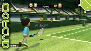 Wii Sports | NVIDIA SHIELD Android TV | Dolphin Emulator [1080p] | Nintendo Wii