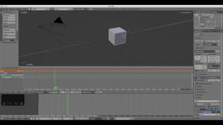 Beginners Blender 3D: Tutorial 11 - The Basics of Animation (2.78 HD Update)