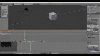 Beginners Blender 3D: Tutorial 11 - The Basics of Animation (2.78 HD Update)