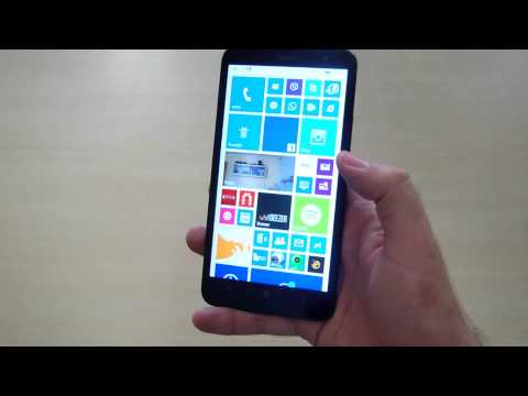 Review do Smartphone Nokia Lumia 1320