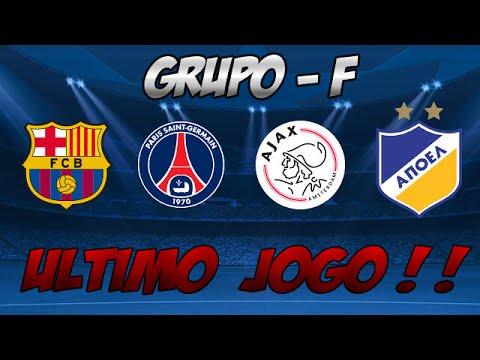 PES 2015 UEFA Champions League I Ultimo Jogo GRUPO F - C/ BARCELONA