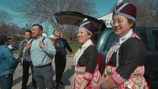 Xoua and Cathy's Hmong Wedding