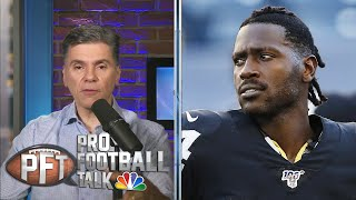 PFT Overtime: What's next for Antonio Brown, McCoy happy in KC | Pro Football Talk | NBC Sports