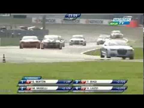 Superstars Series 2013 Round8 Vallelunga Race 1