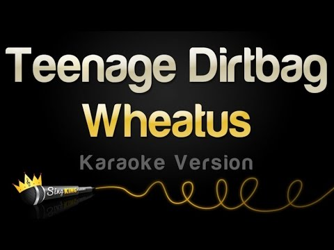 Wheatus - Teenage Dirtbag (Karaoke Version)