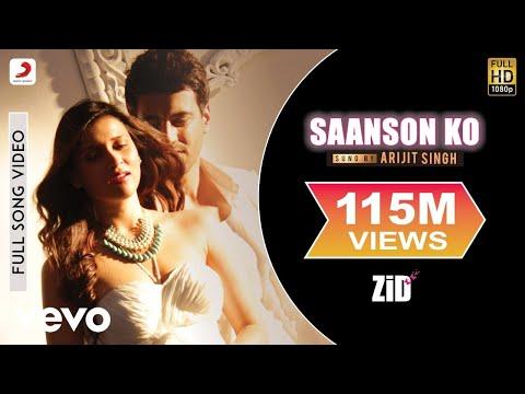 Saanson Ko - ZiD | Arijit Singh | Mannara | Karanvir thumbnail