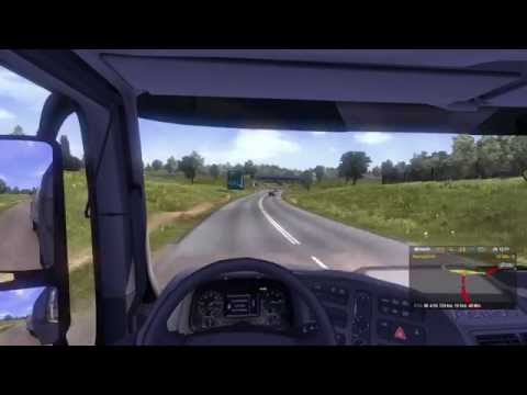 Euro Truck Simulator 2 - 1.9.2.2 + TSM MAP 4.7 (E to DE) North Africa, Asia, Big Europe MAP