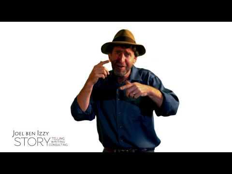 Storypage - Joel ben Izzy - Storytelling