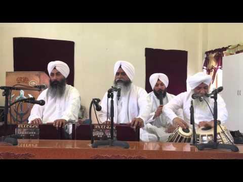 Tudh Baaj Pyare Kev Raha - Bhai Amrik Singh Gurdaspuri . Ustad Raghbir Singh Tabla