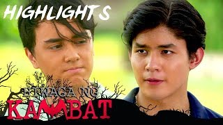 Mateo and Iking reconcile with each other | Hiwaga Ng Kambat