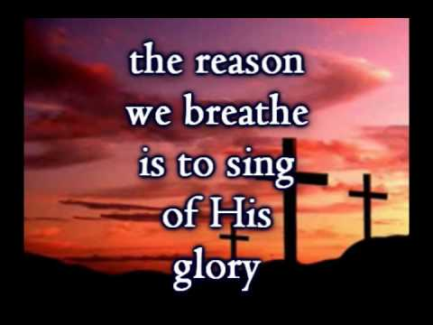 All of Creation - MercyMe - Worship Video w/lyrics.wmv