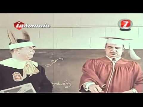PEPSI con Chabelo y Ramiro Gamboa El Tio Gamboin en 1955