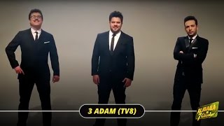 Ali Baba ve 7 Cüceler | 3 Adam (TV8)