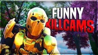 Black Ops 3: Funny Killcams! War Machine, Trickshots & Tomahawks!