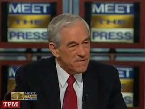 Ron Paul on the American Civil War Video