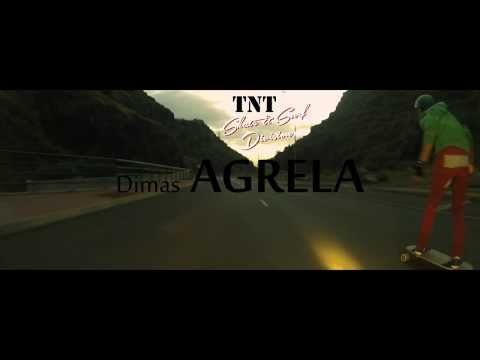 Madeira Longboard - Dimas Agrela RAW RUN