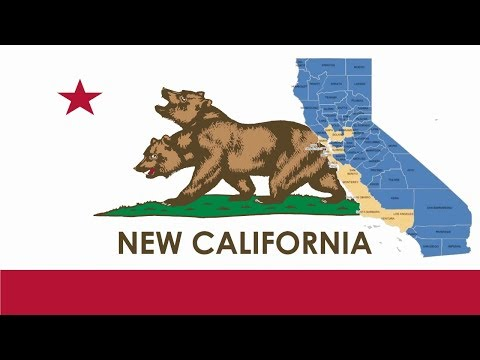 New California Declares Itself 51st State, Intends to Separate from California
