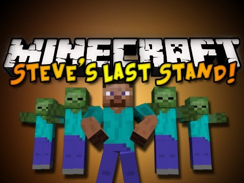 Minecraft Mini-Game: Steve