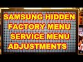 Youtube replay - Samsung HLR Series DLP Service Menu...