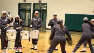 Collegiate Battle of the Drumlines: Aquinas High School Drumline (2015)