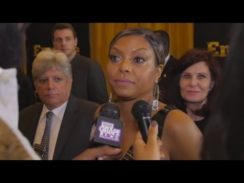 'Empire' Stars Taraji P. Henson & Terrence Howard Dish On Show