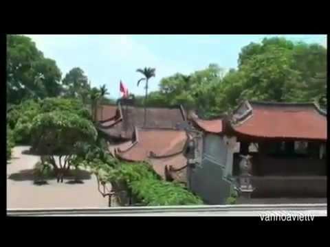 Vãng cảnh chùa Vĩnh Nghiêm (Chùa La - Bắc Giang)