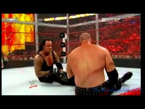 Wwe Hell In A Cell: Undertaker V.s Kane *new* Highlight 2012 video