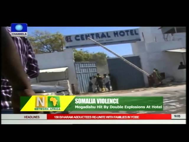 Network Africa: Mogadishu Hit By Double Explosions