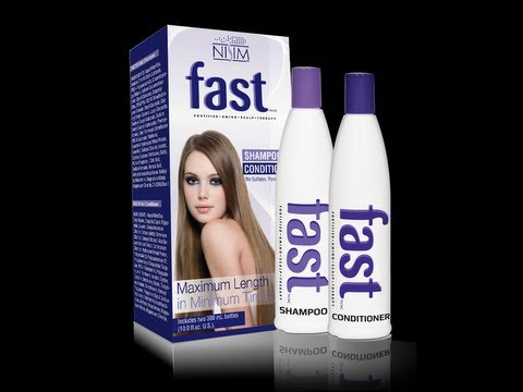 Nisim Fast Shampoo & Conditioner Review Week 5