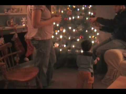 Christmas Tree Decorating Time Lapse