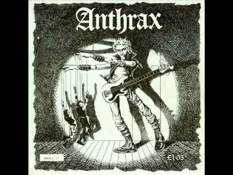 Anthrax (UK) - Capitalism is Cannibalism