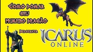 Icarus Online - Domando seu primeiro dragão - Berzerker (Prod. ZZZ Beats)