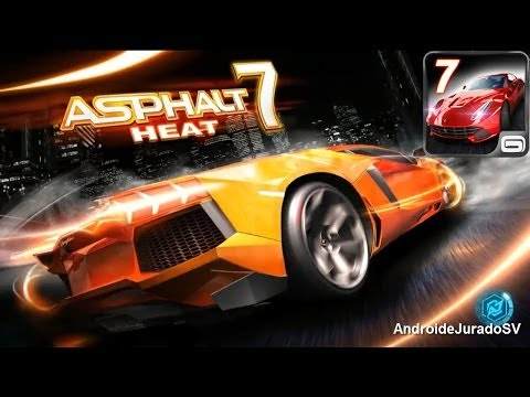 Asphalt 7: Heat Para Android [v1.1.2h] [HD] [Actualizado]
